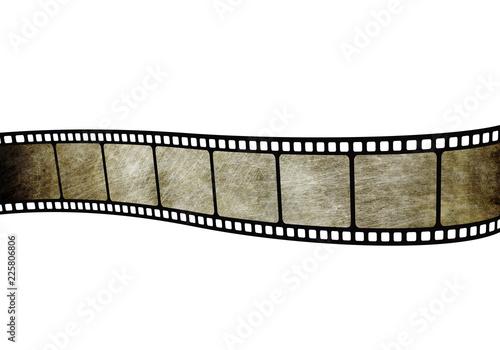 Ilustração de película de filme analógico Wallpaper Mural