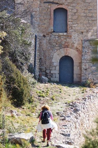 Ermita Mare de Deu de la Pedra (Montsec, Lleida)