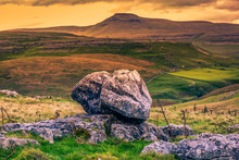 Ingleborough (723 M Or 2,372 F...