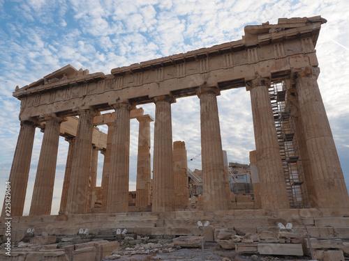 Fotobehang Athene Athen - Akropolis