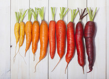 Delicious Color Carrot