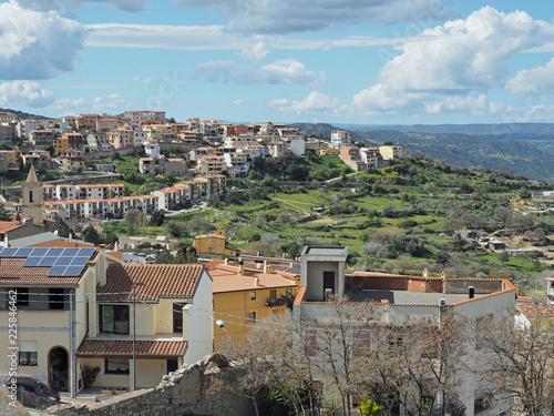 Fotografía Orgosolo – Gemeinde in der Provinz Nuoro auf der Insel Sardinien in Italien – Mu