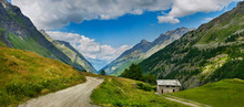 Path In Gran Paradiso National...