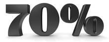 70 % Percent Sign Percentage 3...