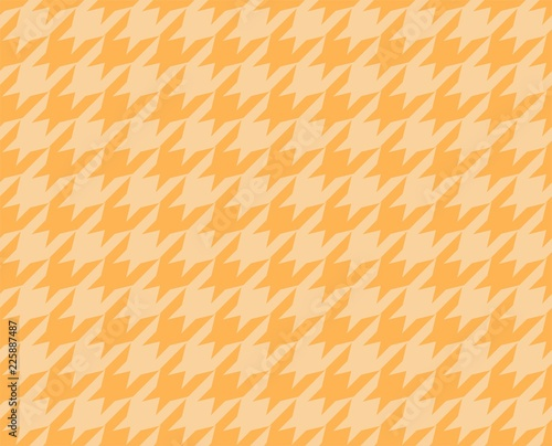Photo  Houndtooth vector seamless pattern