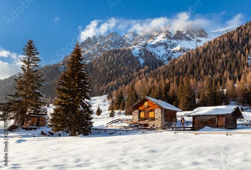 Fotografía  Passo San Pellegrino, Belluno, Trentino Alto Adige