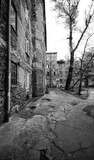 Stare budynki Warszawa Praga - 225910803
