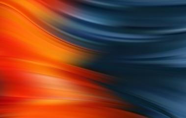Panel Szklany Podświetlane Abstrakcja Abstract colorful vector background, color flow liquid wave for design brochure, website, flyer.