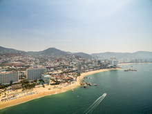 Aerial Panoramic View Of The A...
