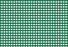 Green Gingham Seamless Pattern...