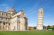 canvas print picture - Schiefer Turm von Pisa, Italien