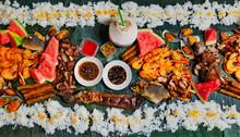 Traditional Filipino Buffet