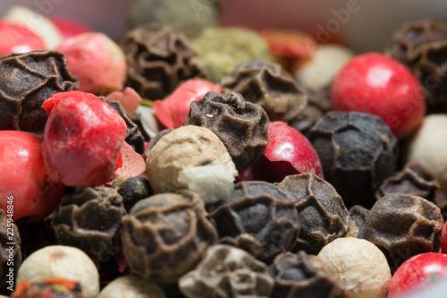 Fotobehang Aromatische close up of bell pepper