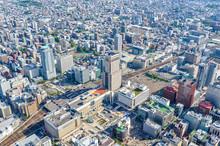 札幌の街並み