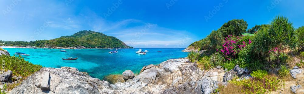 Fototapeta Racha (Raya) island, Thailand
