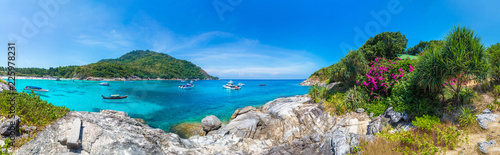 Photographie Racha (Raya) island, Thailand