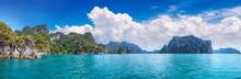 Cheow Lan Lake In Thailand