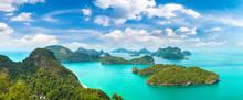 Mu Ko Ang Thong National Park,...