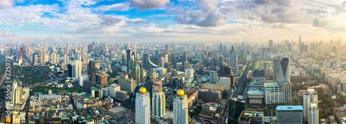 Keuken foto achterwand Seoel Aerial view of Bangkok