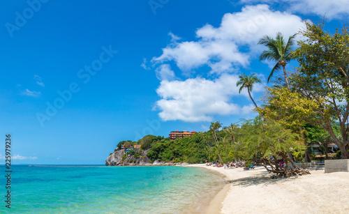 Leela beach on Phangan island, фототапет