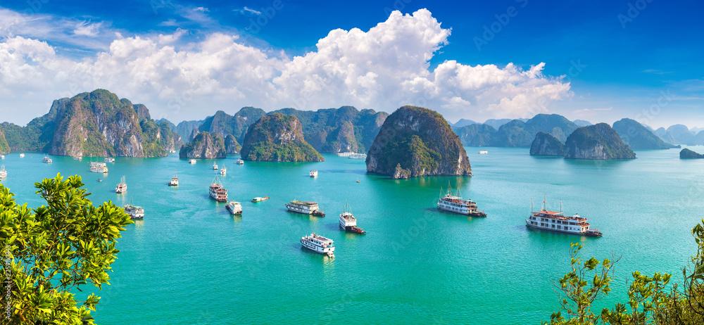 Fototapety, obrazy: Halon bay, Vietnam
