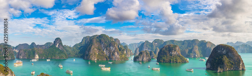 Foto op Canvas Asia land Halon bay, Vietnam