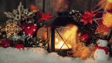 Nostalgic And Romantic Christm...