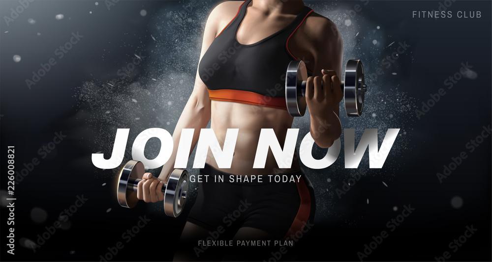 Fototapety, obrazy: Sports drink ads