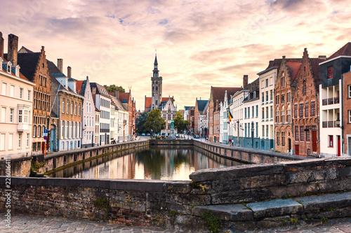 Papiers peints Bruges Bruges skyline
