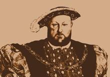 Portrait D'Henri VIII, Personn...