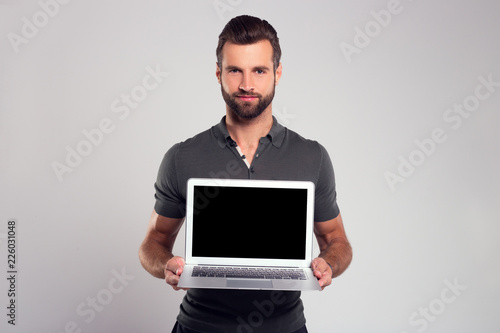 Fotografía  Your new laptop