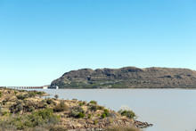 The Vanderkloof Dam In The Ora...