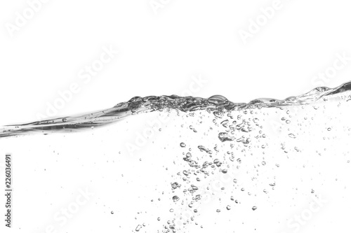 Papiers peints Eau water, Water splash,water splash isolated on white background,blue water splash,