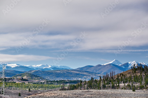 Foto op Aluminium Verenigde Staten Rocky Mountains, Colorado, USA