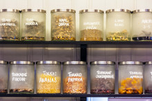 Dried Fruits And Vegetables Cans