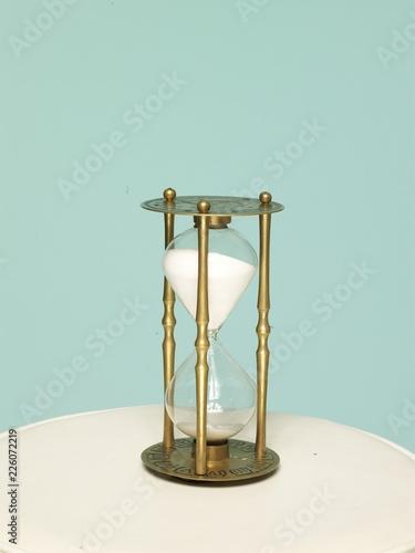 Foto op Plexiglas Retro Vintage hourglass