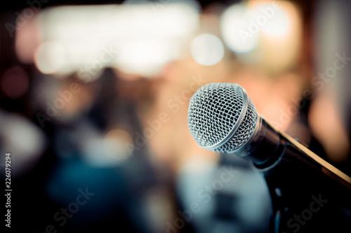 Photo Konser Mikrofonu