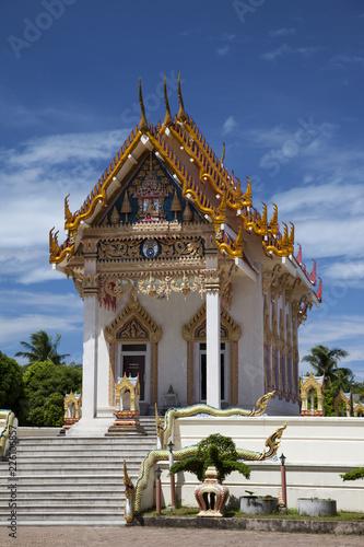 Foto  Tempel auf Koh Samui Thailand