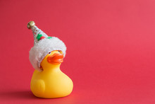 Christmas Rubber Duck Toy For ...