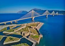 Fortress And Bridge Of Rio Ant...