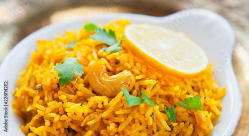 Curcuma Indian Rice