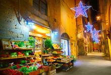 Illuminated Christmas Street I...