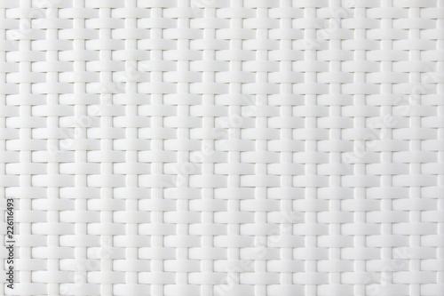 White braided background Wallpaper Mural