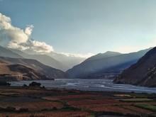 Gorge Of The Kali Gandaki Rive...