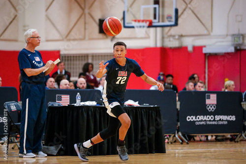 855a8804d021 By Isaiah J. Downing   USA TODAY Sports. Basketball  USA Men s Junior  National Team Minicamp