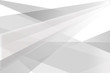 Abstract triangle texture geometric White and gray color modern futuristic background, pattern, illustration