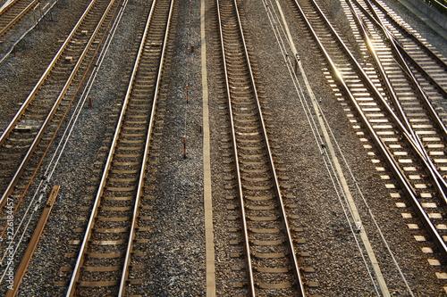 相鉄線の線路