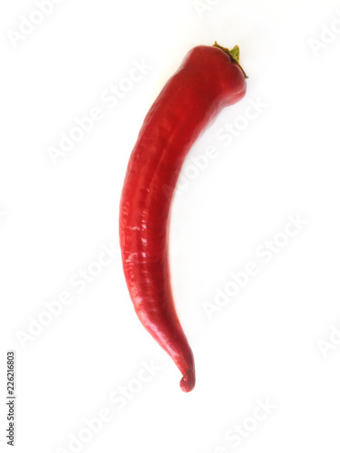 hot red chili pepper