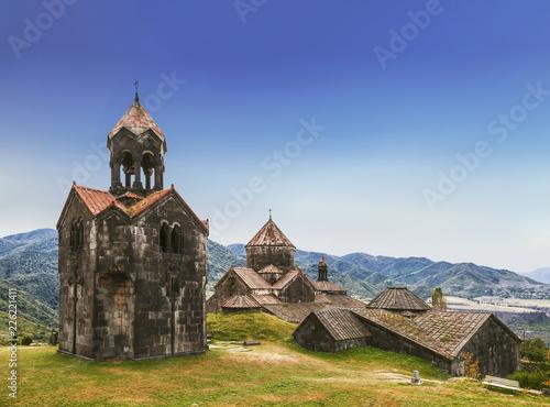 Photo Medieval Armenian monastery Haghpat, 10 century. Armenia