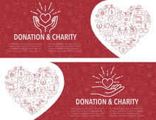Donation Banner Template
